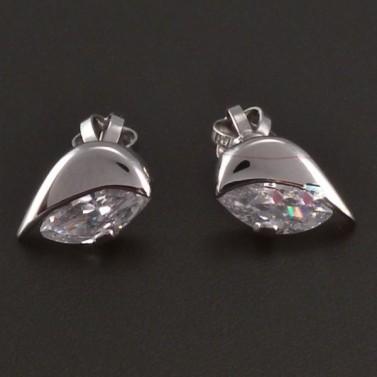 Bílé zlato: prsteny, náušnice a další šperky z bílého zlata