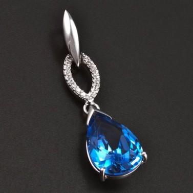 Šperky s barevnými kameny - zirkony, polodrahokamy i drahokamy