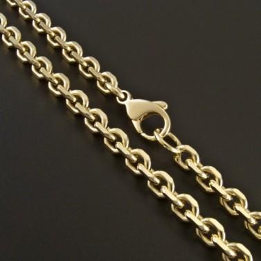 Masivní zlatý řetízek silný anker 325 č.1