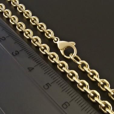 Masivní zlatý řetízek silný anker 325 č.2