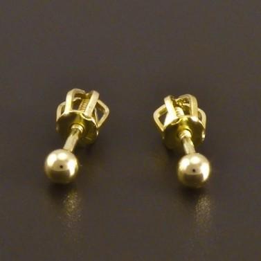 Zlaté pecky kuličky 2462 č.1