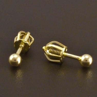 Zlaté pecky kuličky 2462 č.2