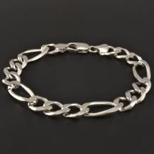 Pánský náramek stříbro 3380