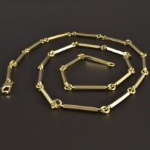 Masivní zlatý náhrdelník 3479