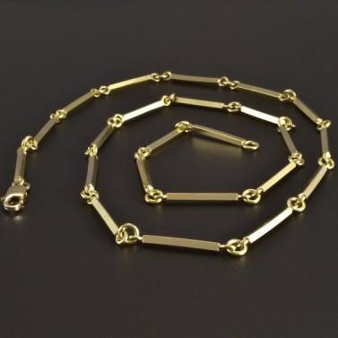 Masivní zlatý náhrdelník 3479 č.1