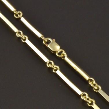 Masivní zlatý náhrdelník 3479 č.2