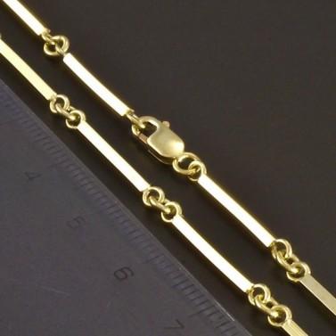 Masivní zlatý náhrdelník 3479 č.3