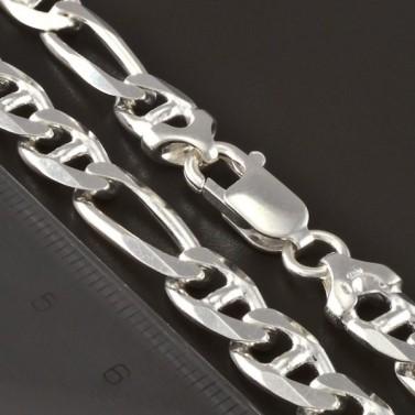 Masivní náramek stříbro 4257 č.3