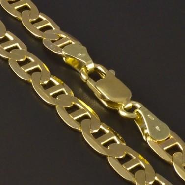 Zlatý náramek šířka 4565 č.2