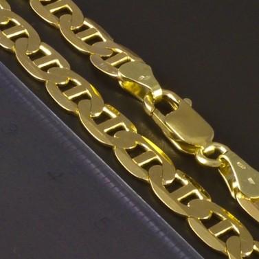 Zlatý náramek šířka 4565 č.3