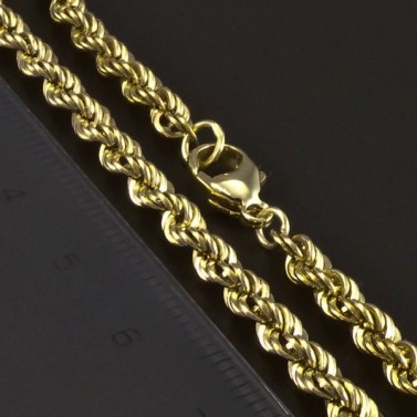Zlatý náramek šířka 5477 č.3