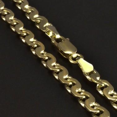Masivní pevný zlatý náramek 5862 č.2