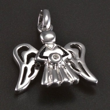Přívěsek stříbrný tvar anděla 5929 č.1