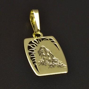 Zlatý přívěsek znamení panna 6232 č.1