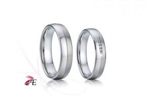 Snubní prsteny chirurgická ocel 011 Jack a Rose
