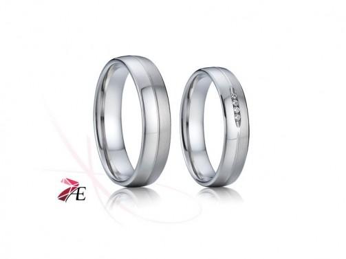 Snubní prsteny chirurgická ocel 011 Jack a Rose č.1