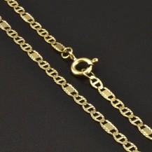 Klasický zlatý řetízek 6559