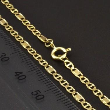 Klasický zlatý řetízek 6559 č.2