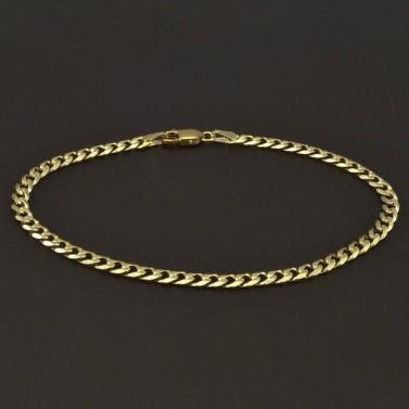 Masivní zlatý náramek 6606 č.1