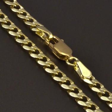 Masivní zlatý náramek 6606 č.2