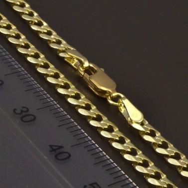 Masivní zlatý náramek 6606 č.3