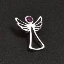 Přívěsek stříbrný anděl 6813