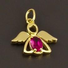 Anděl ze žlutého zlata 7483