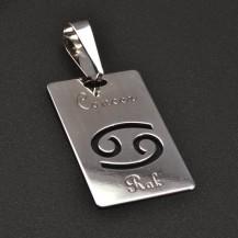 Stříbrné znamení zvěrokruhu RAK 7559