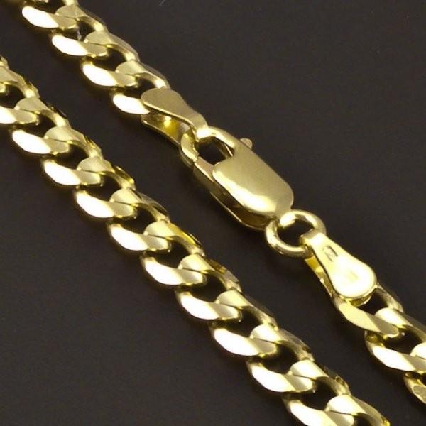 Pánský zlatý řetěz 7661 č.1 ... e426f7a4cff
