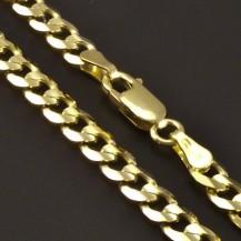 Pánský zlatý řetěz 7661