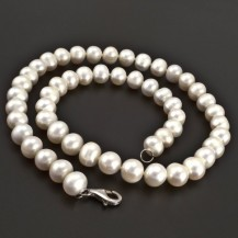Perlový náhrdelník průměr perel 8108
