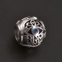 Stříbrná kulička ruka Fatimy 8368
