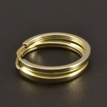 Jednoduché zlaté kroužky