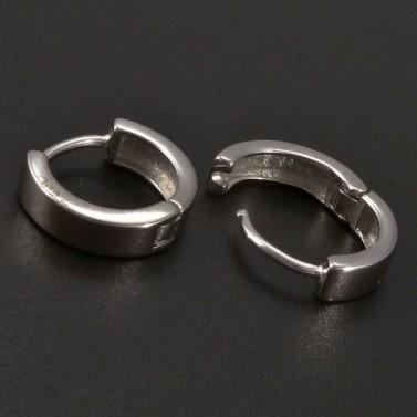 Jednoduché stříbrné kroužky č.2