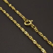 Lambáda zlatý řetízek